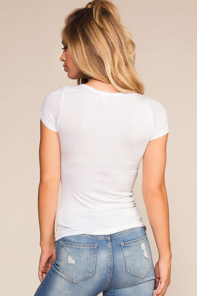 Tops - Coolway Top - White