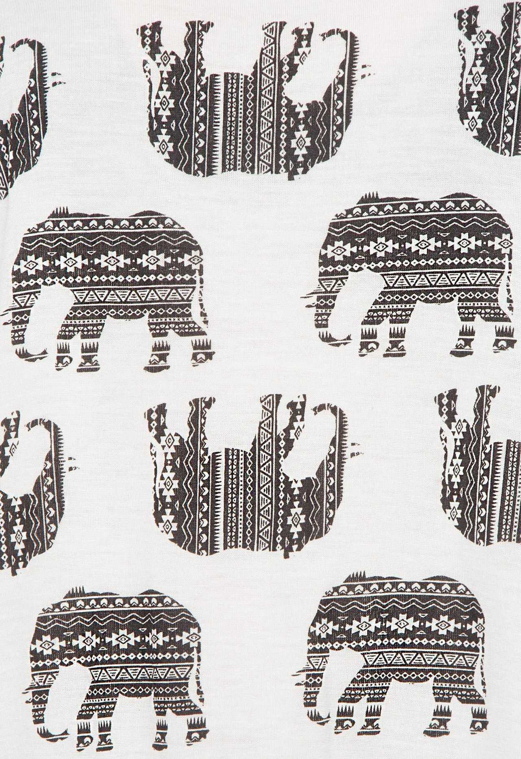 Tops - Dancing Elephant Top