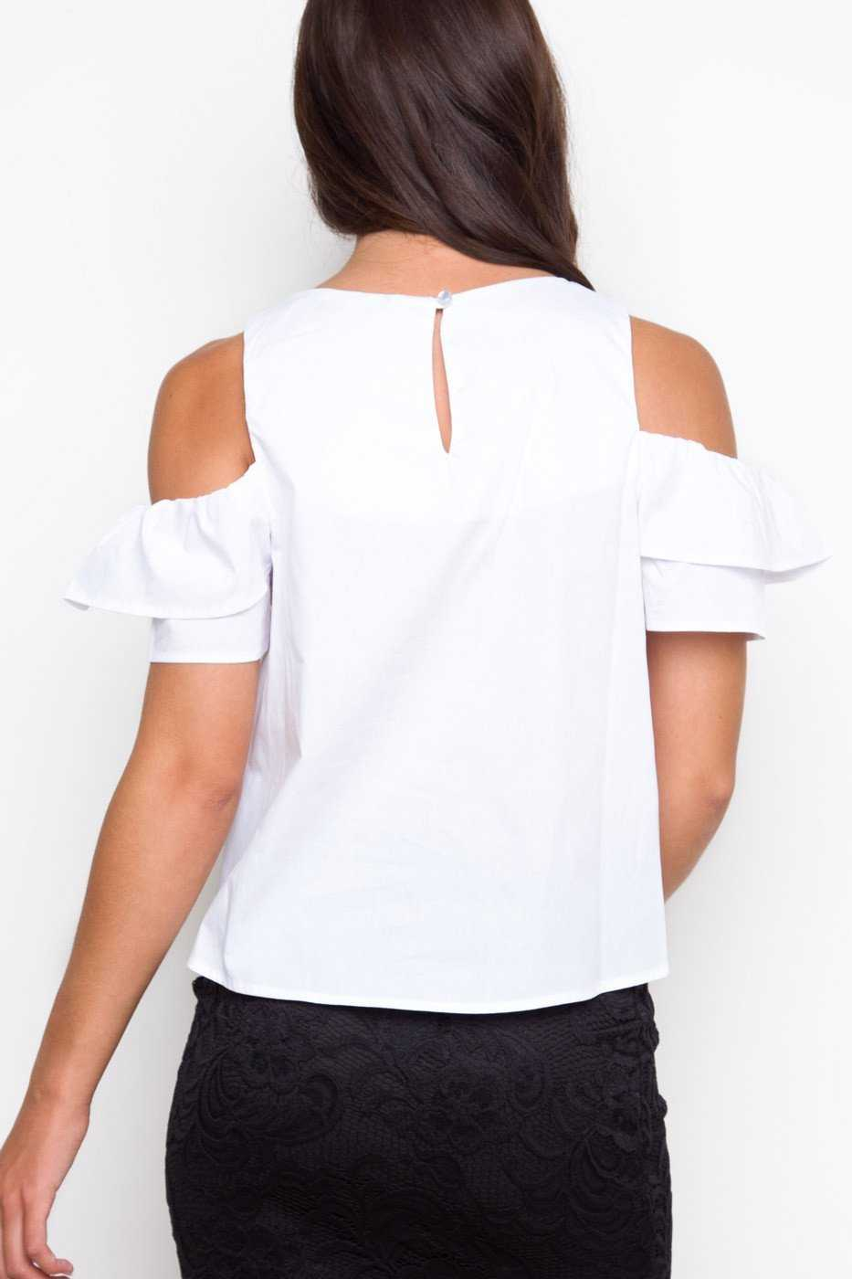 Tops - Dee Cold Shoulder Top