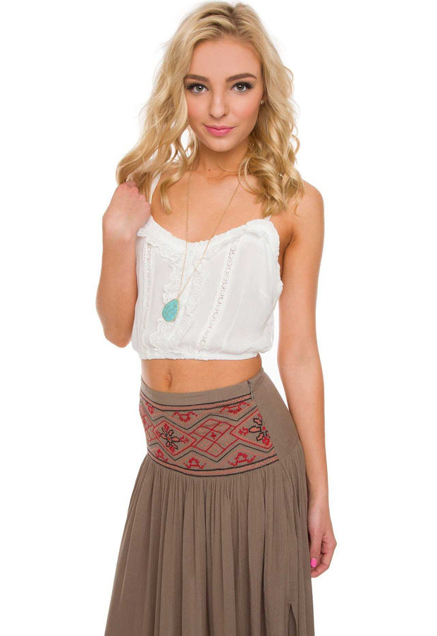 Tops - Kelli Crop Top