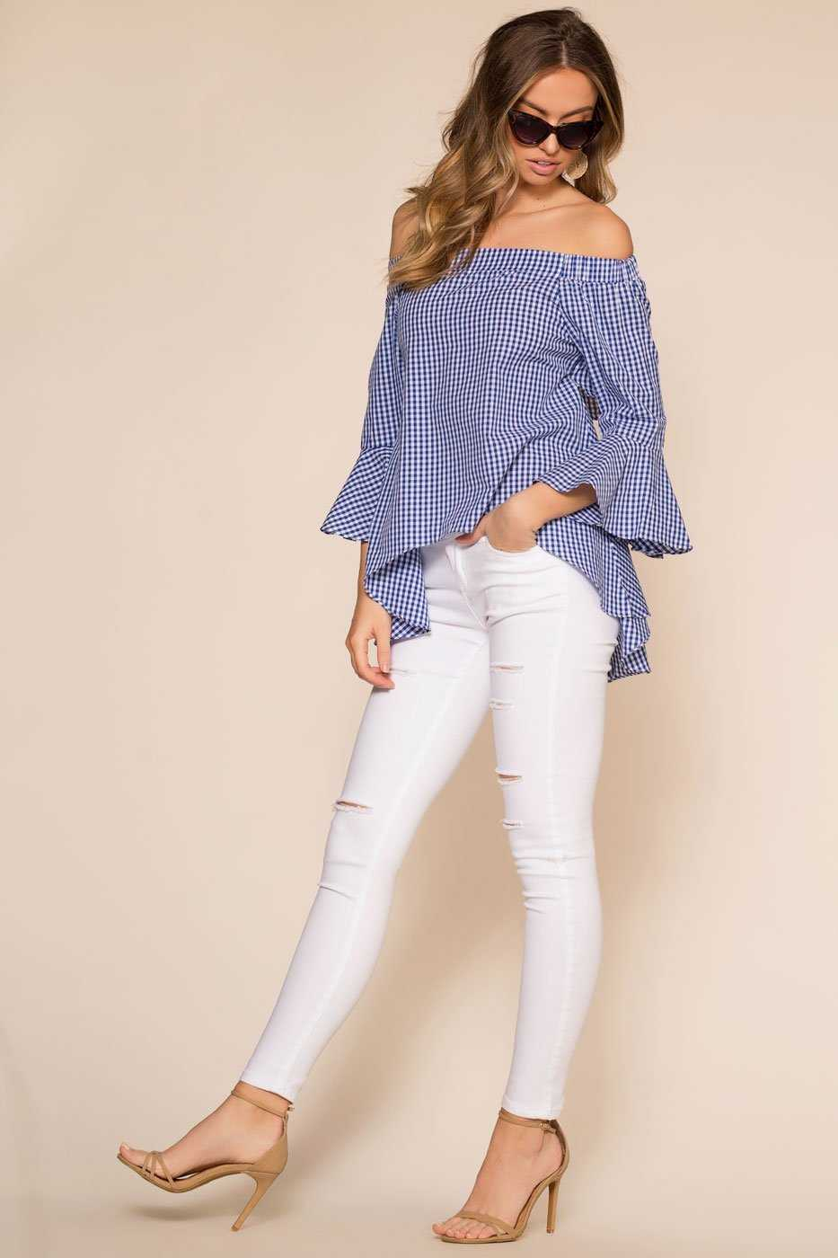 Tops - Southern Charm Top