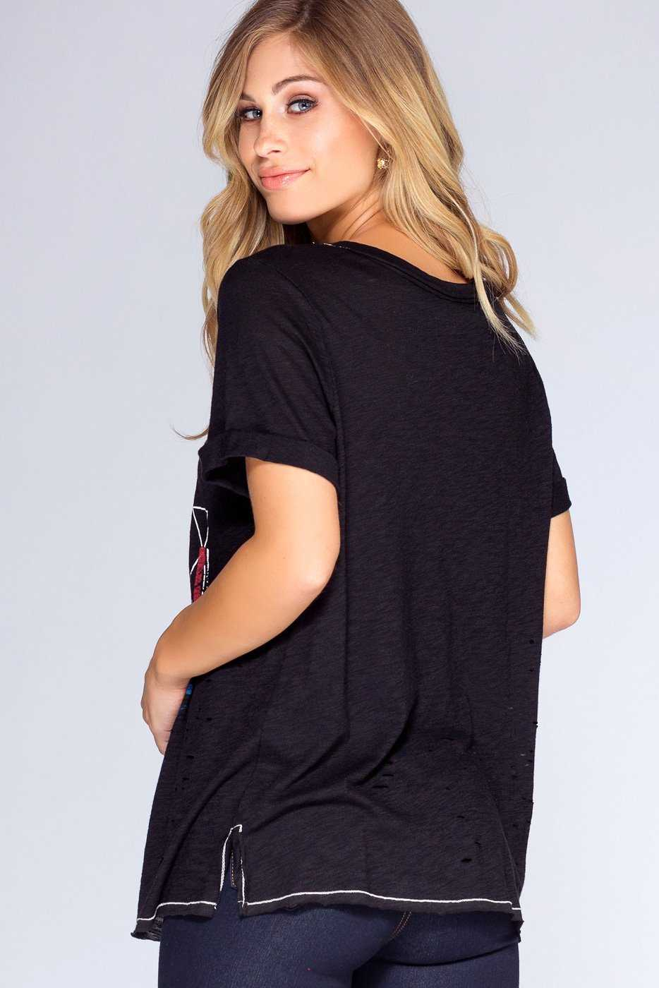 Tops - Thriller Top - Black