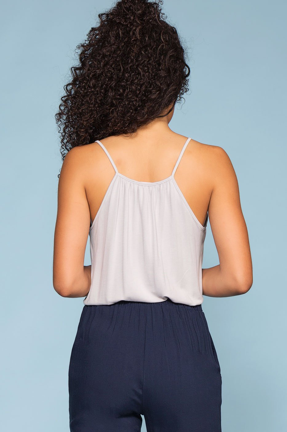 Tops - Vacay All Day Top - Cloud