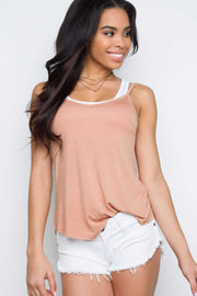 Tops - Wanda Distressed Shorts