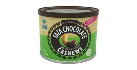 Taza Chocolate Covered Cashews