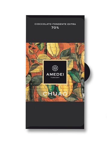 Amedei Chuao Dark Chocolate Bar