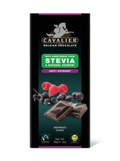 Cavalier Berries Dark Chocolate Bar