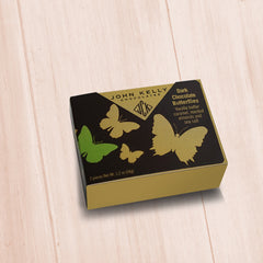 John Kelly Dark Chocolate Butterfly Gift Box