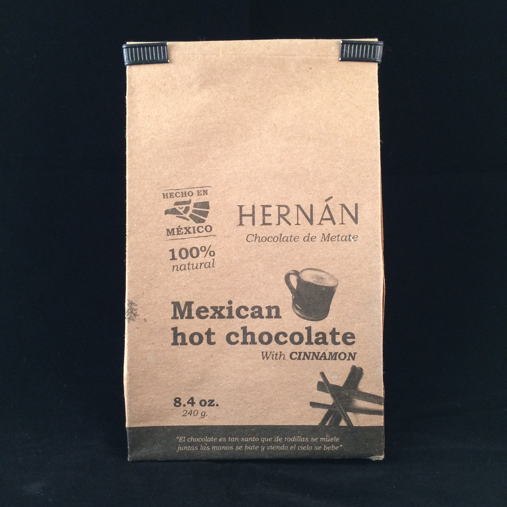 HERNÁN Mexican Hot Chocolate Powder