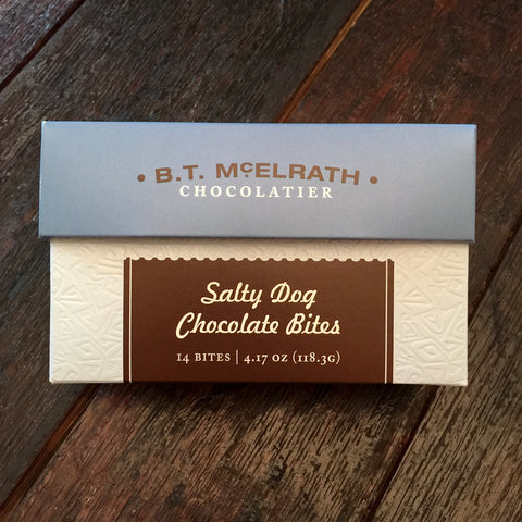 B.T. McElrath Salty Dog Bites - 14pc.
