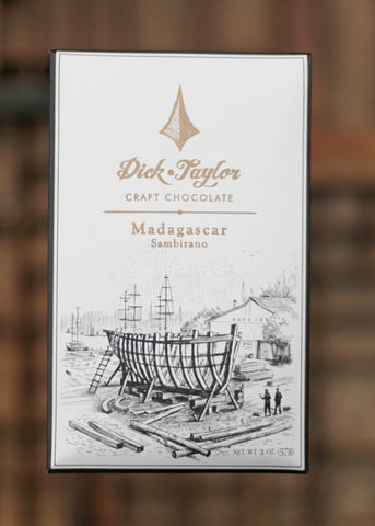 Dick Taylor Madagascar Sambirano 72% Dark Chocolate Bar