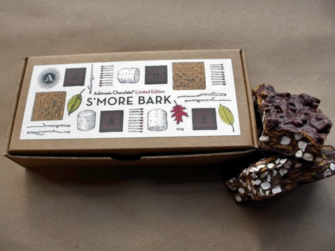 Askinosie Limited Edition S'more Bark