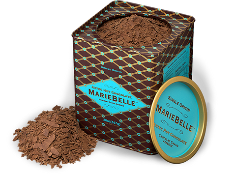 MarieBelle Spicy Dark Hot Chocolate