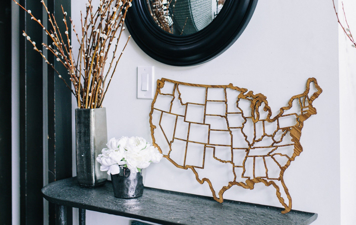 Cut Maps Laser Cut Metal Wall Art Of Your Favorite City - Steel maps of us cities