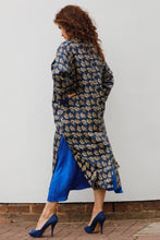 Load image into Gallery viewer, TUTU LONG SILK KAFTAN