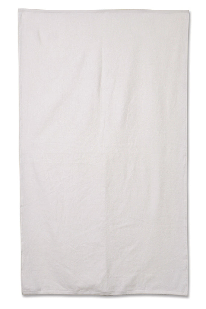"Velour Beach Towel, 35"" x 60"""