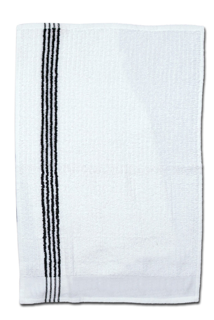 Ribbed, terry golf towel