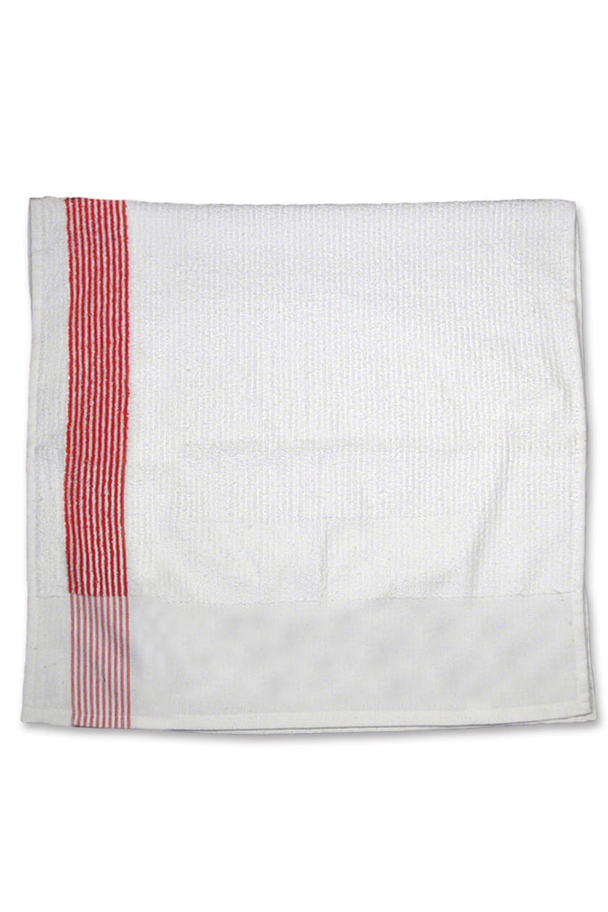Ribbed, terry Super Gym towel
