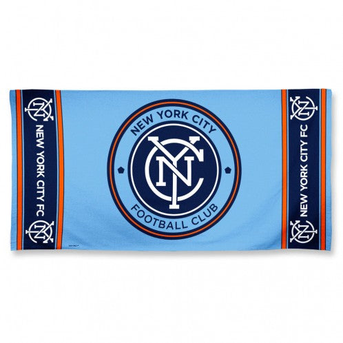 4 pack of Beach Towels NYC FC