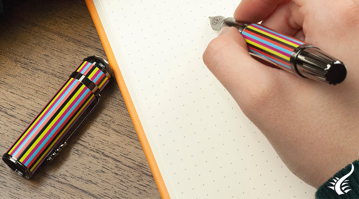 Six ways to use your fountain pen at home
