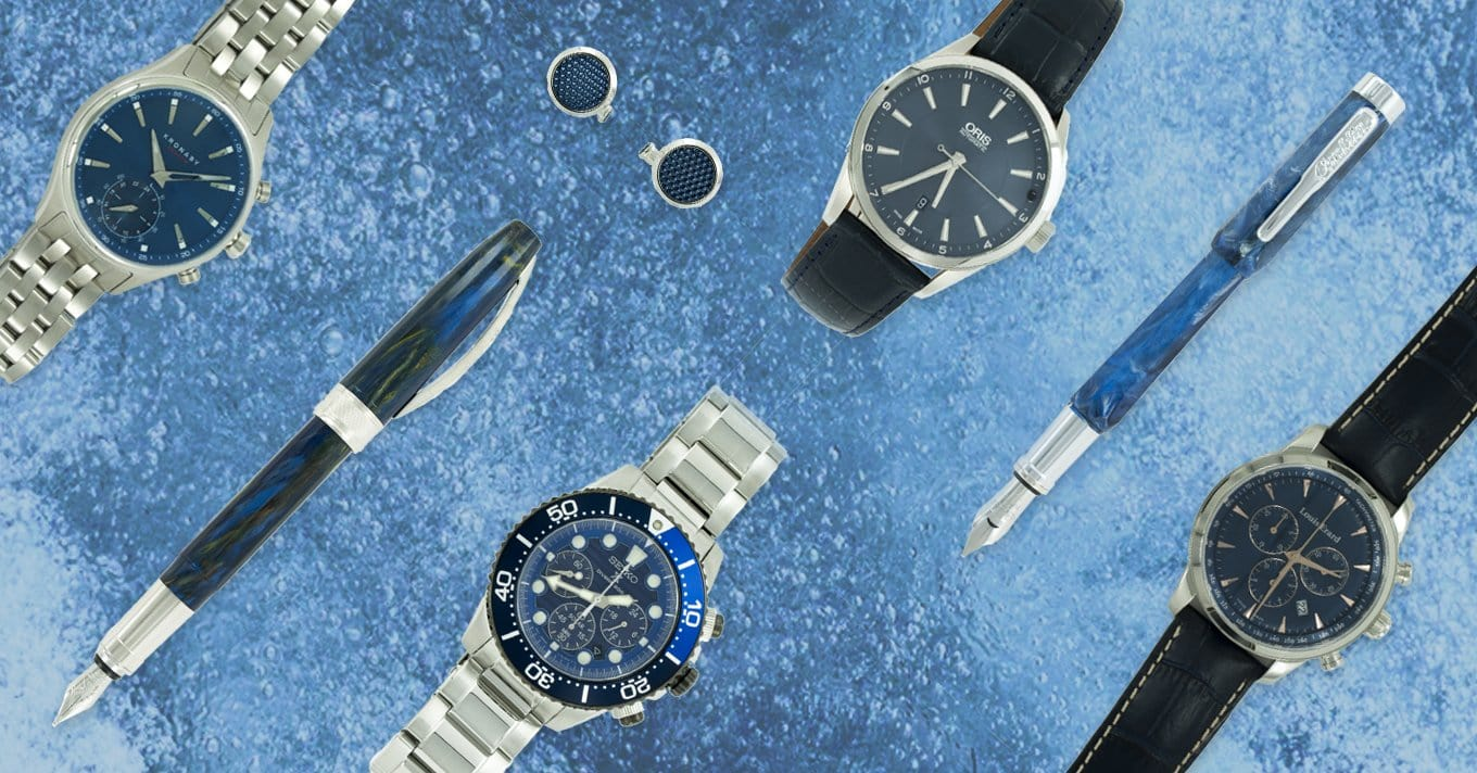water element automatic watches