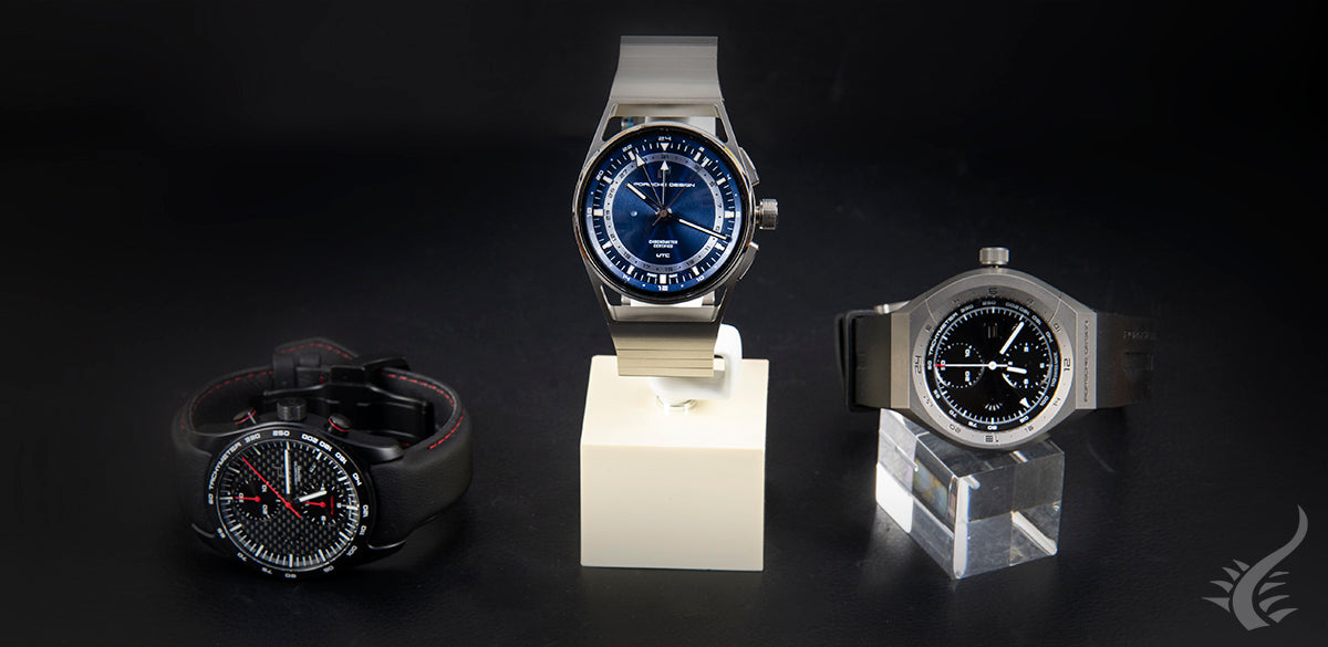 Porsche Design watches