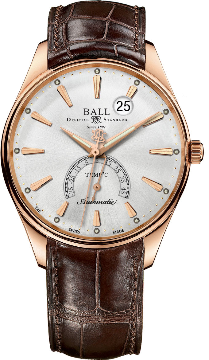 Ball Trainmaster Kelvin Limited Edition Watch