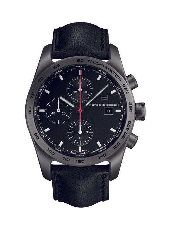 Porsche Design Chronograph Titanium Limited Edition Watch