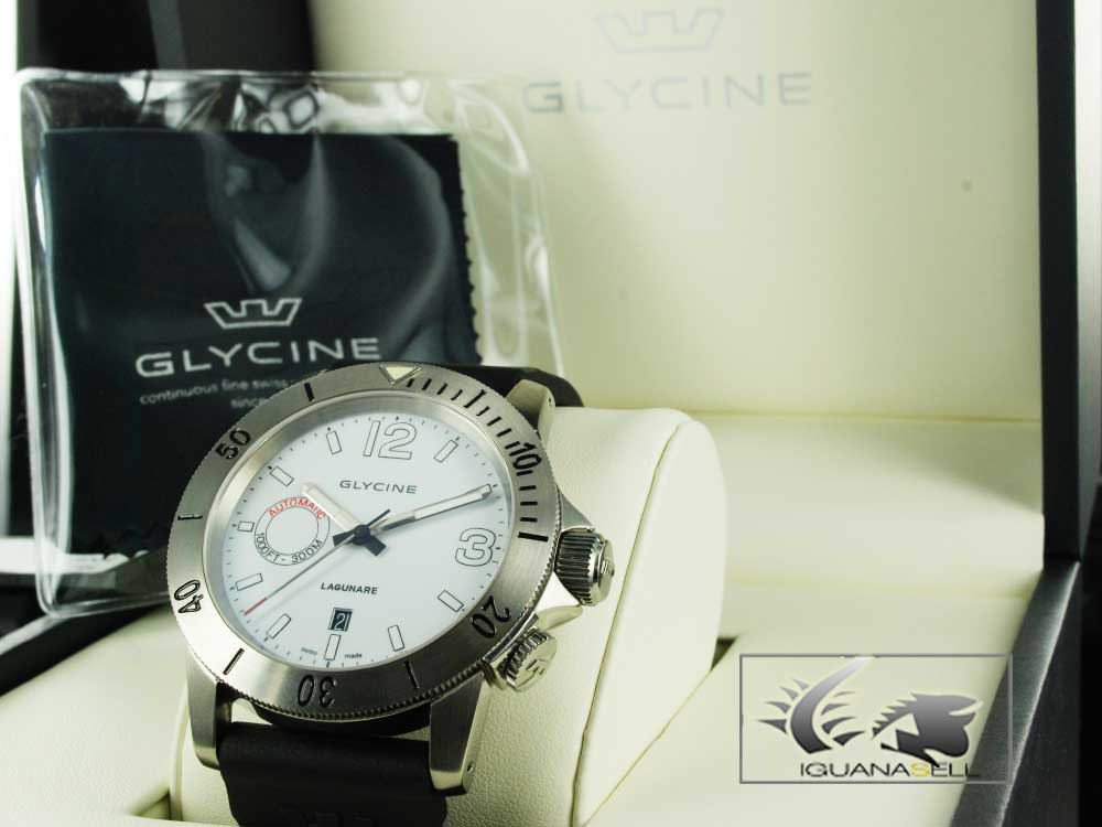 Glycine Lagunare L1000 Watch
