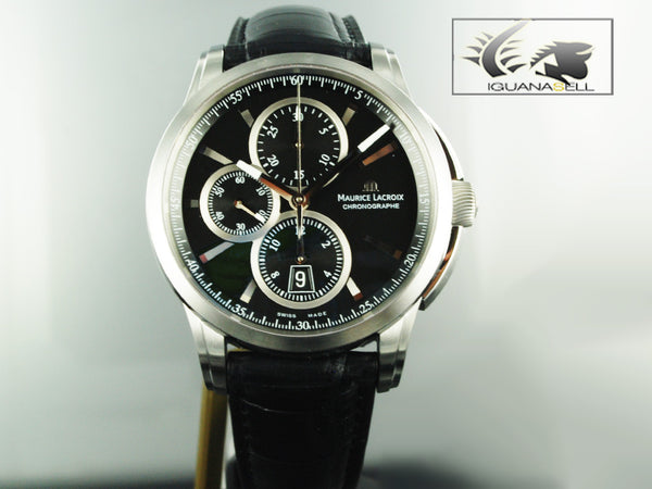 Maurice Lacroix Pontos Chronograph watch
