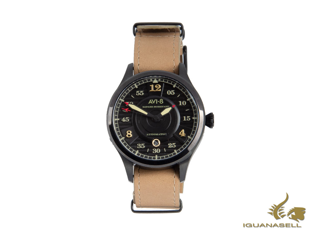AVI-8 Hawker Hurricane Automatic Watch, Battle of Britain Lim. Ed. , AV-4046-03