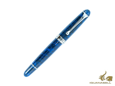 Aurora 88 Sigaro Blu Fountain Pen, Lacquer, Limited Edition, 883-B