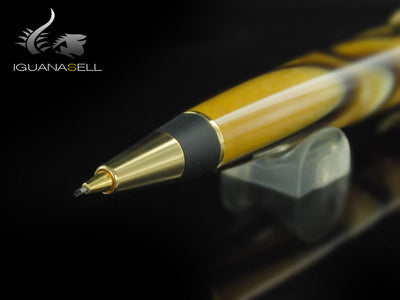 Aurora Afrika Mechanical pencil, Limited Edition, Marbled resin, Gold trims Aurora Mechanical pencil