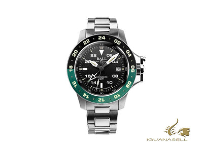 Ball Engineer Hydrocarbon AeroGMT II Automatic Watch, 40 mm, DG2118C-S11C-BK Ball Automatic Watch