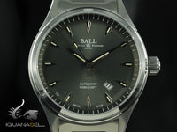 Ball Fireman Automatic Watch Racer Classic, Stainless steel, NM2288C-SJ-GY