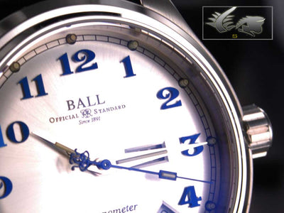 Ball Watch Trainmaster Cleveland Express COSC - NM1058D
