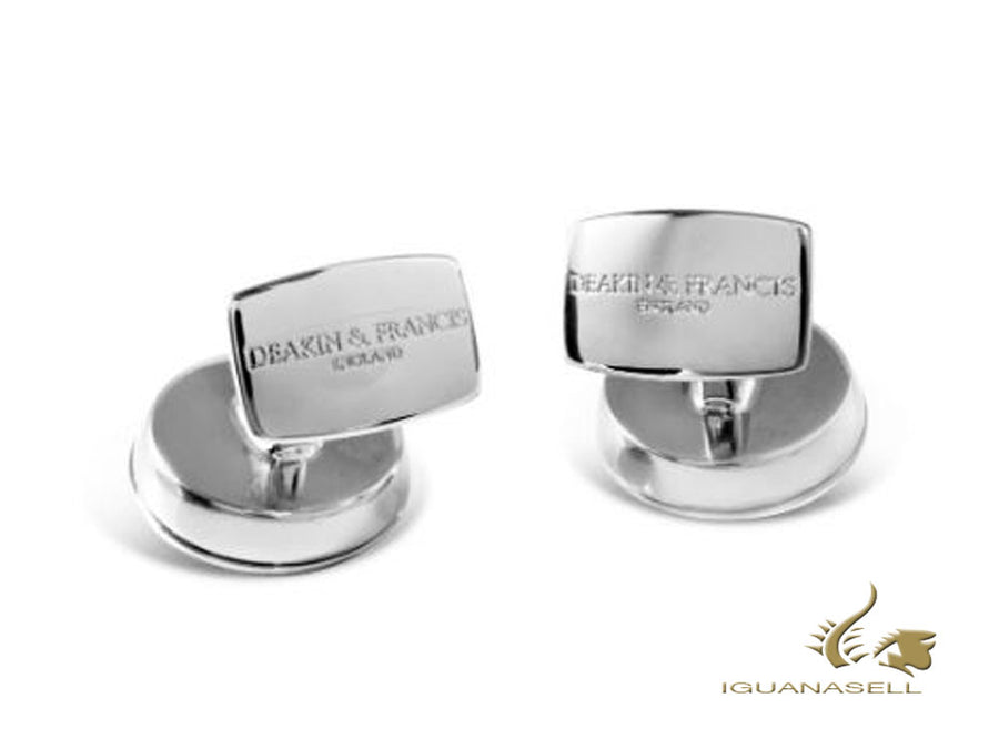 Deakin & Francis Classics Cufflinks, Stainless steel, BMC1194C0008 Deakin & Francis Cufflinks