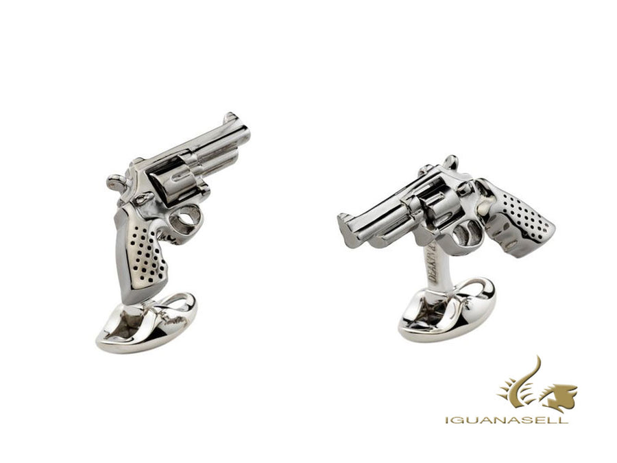 "Deakin & Francis The Country Gent ""Revolver Gun"" Cufflinks, C1475X0001 Deakin & Francis Cufflinks"