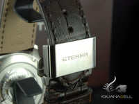 Eterna Eternity Legacy Date Automatic Watch, SW 300-1, 41,5mm, PVD Rose gold