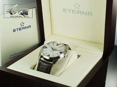Eterna KonTiki Date Watch,SW 200, Anti-Reflective Sapphire, 1220.41.66.1183