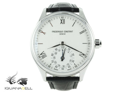 Frederique Constant Horological Smartwatch, GMT, Alarm, Day, FC-285S5B6