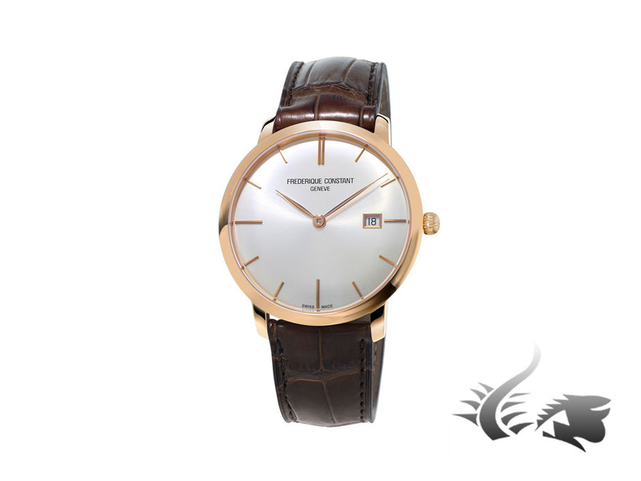 Frederique Constant Slimline Automatic Watch, FC-306, Rose gold, FC-306V4S4 Frederique Constant Automatic Watch