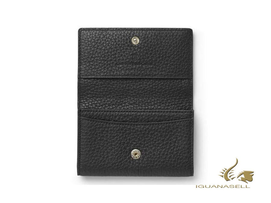 Graf von Faber-Castell Cashmere Credit card holder, Leather, 1 Card, 118699 Graf von Faber-Castell Credit card holder