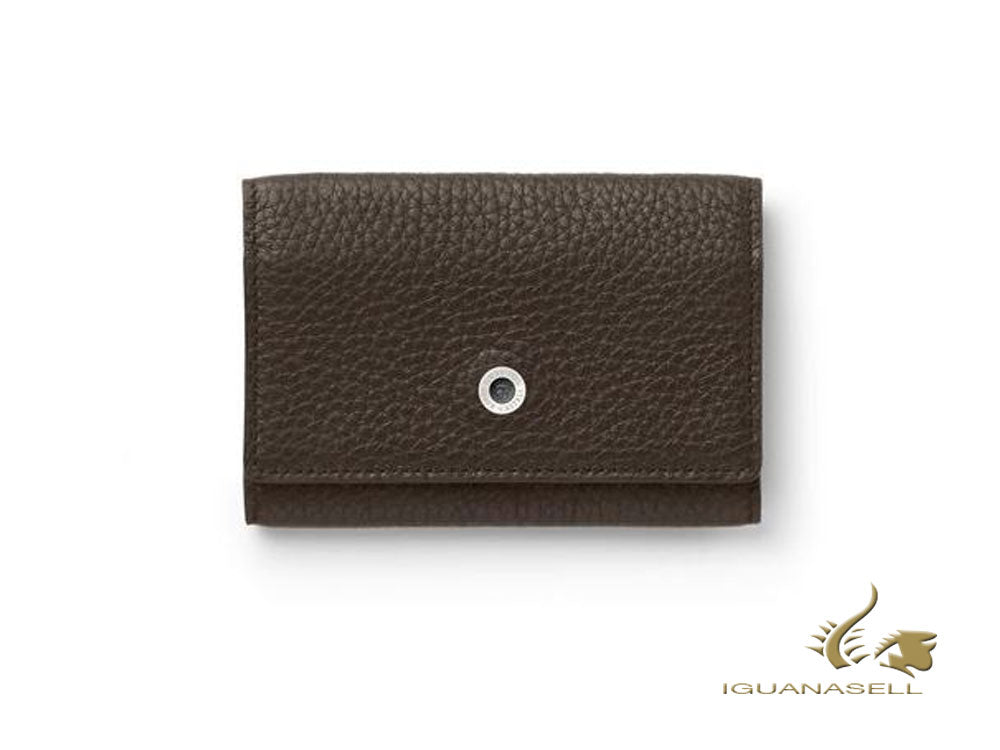 Graf von Faber-Castell Cashmere Credit card holder, Leather, 1 Card, 118700 Credit card holder