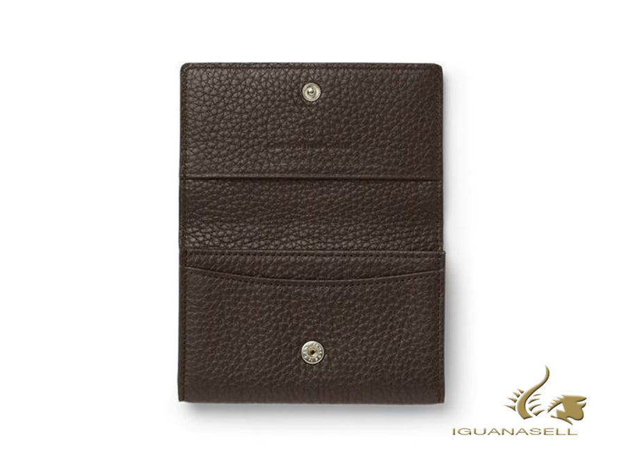 Graf von Faber-Castell Cashmere Credit card holder, Leather, 1 Card, 118700 Graf von Faber-Castell Credit card holder