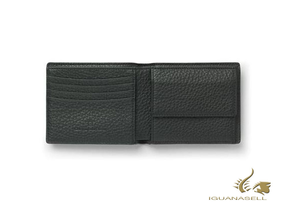 Graf von Faber-Castell Cashmere Wallet, Calfskin Leather, 4 Cards, 118695 Wallet