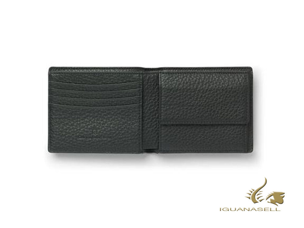 Graf von Faber-Castell Cashmere Wallet, Calfskin Leather, 4 Cards, G118715 Wallet
