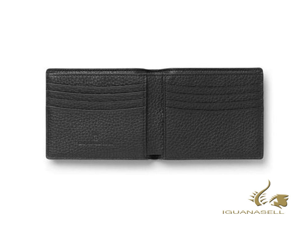 Graf von Faber-Castell Cashmere Wallet, Calfskin Leather, 8 Cards, 118697 Wallet