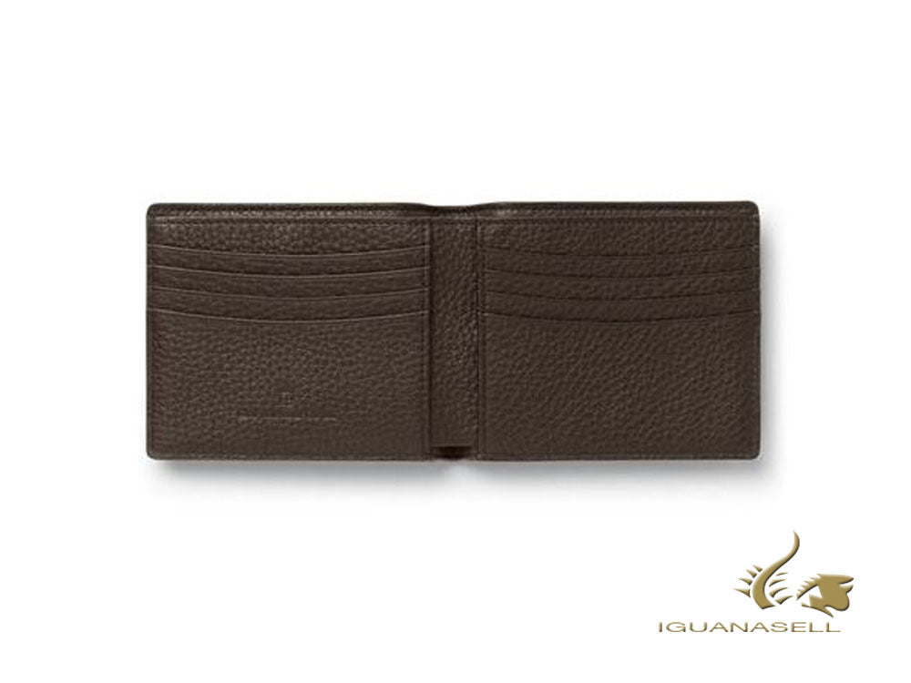 Graf von Faber-Castell Cashmere Wallet, Calfskin Leather, 8 Cards, G118698 Wallet