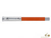 Graf von Faber-Castell Guilloche Fountain Pen, Precious resine, Orange